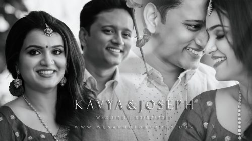 Grand Christian Wedding Film Of Kavya And Joseph