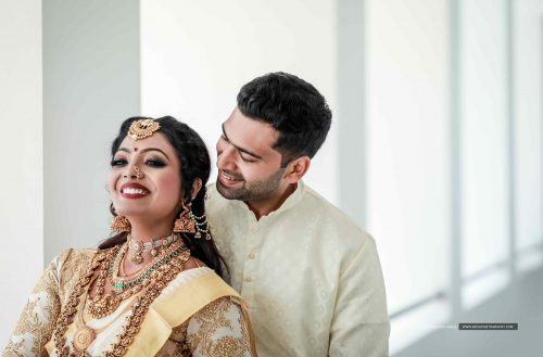 Wedding Photography Of Arya And Jayan