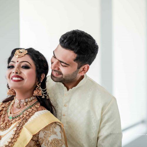 Wedding Photography Of Arya And Jayan