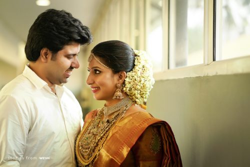 Wedding Photography Of Rohit Chennithala And Sreeja Bhasi