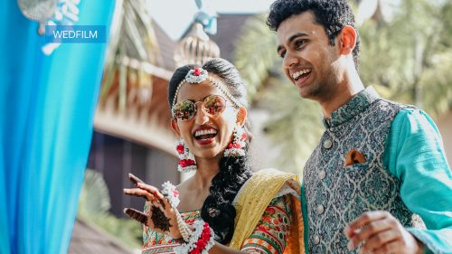Two States Wedding - Gorgeous Destination Wedding At Kumarakom