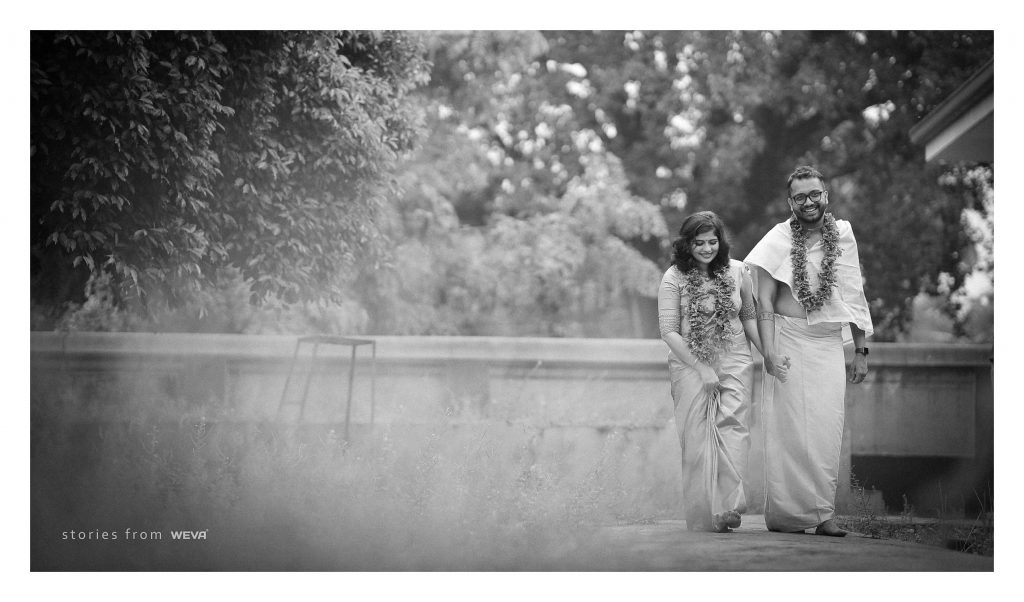 Wedding Photography Of Sachin Warrier And Pooja