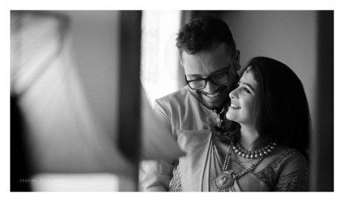 Wedding Photography Of SachinWarrier And Pooja