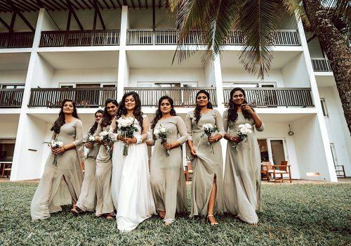 A Destination Wedding Photography at Jetwing BLUE Resort, Srilanka