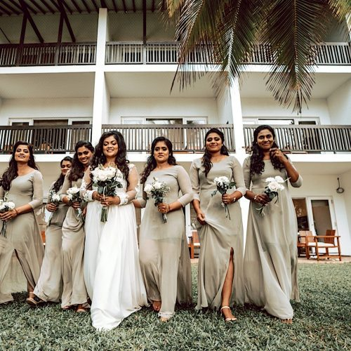 A Destination Wedding Photography at Jetwing BLUE Resort, Srilanka