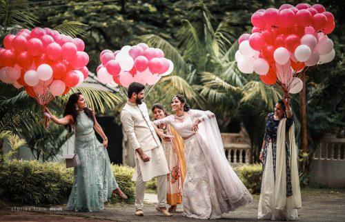 Engagement Photography!!-Malavika And Abhilash