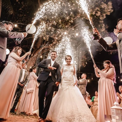 Inside An Optimal Christian Wedding 2019