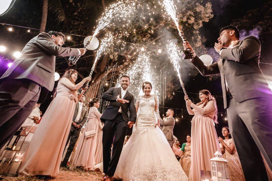 Inside An Optimal Christian Wedding 2019