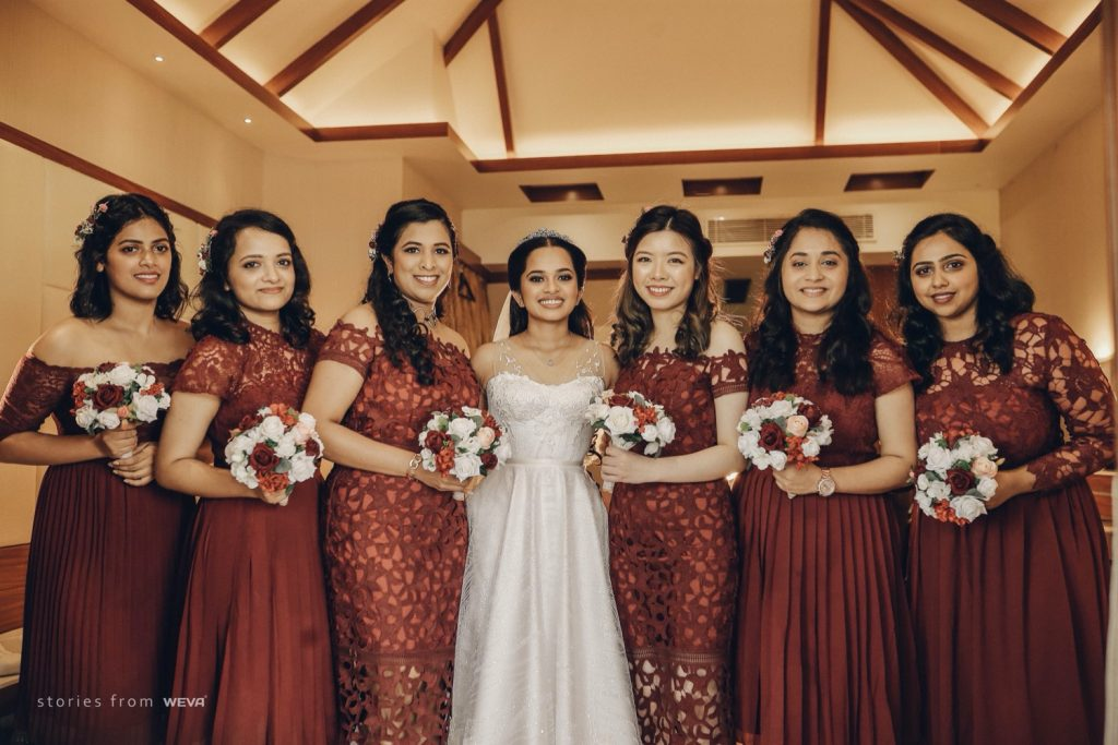 Christian Wedding Photography RamadaResortKochi